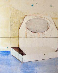 #3, Mischtechnik auf Leinwand, 200 cm x 150 cm., 2011jpg